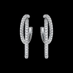 Piaget Earrings are Made for a Splendid Evening Out_35