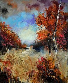 Autumn 5641 Print by Pol Ledent