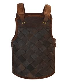 Leather Viking Weave Armor