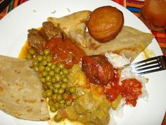 Ugali is not new to many countries italians do eat something almost chapati sambusa steak green beans coconut rice mandazi and green banana forumfinder Choice Image