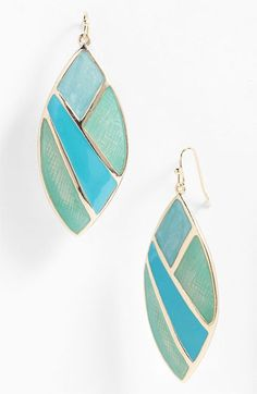 Nordstrom 'Mosaics' Drop Earrings available at Nordstrom