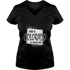 Colorado T-shirt - Made in Colorado  #gift #ideas #Popular #Everything #Videos #Shop #Animals #pets #Architecture #Art #Cars #motorcycles #Celebrities #DIY #crafts #Design #Education #Entertainment #Food #drink #Gardening #Geek #Hair #beauty #Health #fitness #History #Holidays #events #Home decor #Humor #Illustrations #posters #Kids #parenting #Men #Outdoors #Photography #Products #Quotes #Science #nature #Sports #Tattoos #Technology #Travel #Weddings #Women