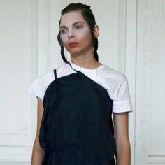 LFW: Phoebe English x John Smedley t-shirt