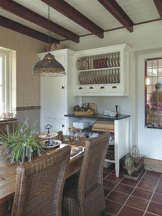 Landelijke keukens voor het leven.. | Ecokeukens.nl