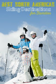 Family skiing destinations for families include some of the best overall skiing destinations in the country and world. These destinations have figured out a way to offer a great experience for people of all ages and skiing ability so that families can vacation together and enjoy themselves. Not only are the resorts and ski …
