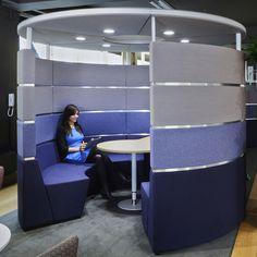 Cellule de concentration HIVE® Nomad Flexible Furniture