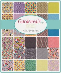 Charm About You: Green Fairy Quilts Giveaway ~ Gardenvale, Reel Time or Winterberry?