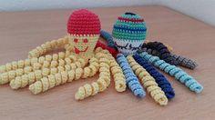 Por qué recomiendan acompañar a los bebes prematuros con un pulpito tejido a crochet  Por qué un pulpo tejido a crochet es la mejor compañía para los bebes prematuros. Foto: Facebook