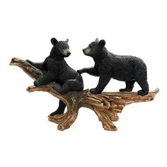 Design Toscano Mischievous Bear Cubs Sculpture -- If you love this, read review now : Gardening DIY