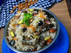 Kabuli pulao(Afghan style mutton pulao) Recipe@http://sherienscookbook.com/kabuli-pulao-easy-n-delicious/