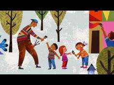 Maybe Something Beautiful by F. Isabel Campoy and Theresa Howell illustrated by Rafael López - YouTube