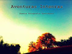Aventuras Internas  www.aventurasinternas.blogspot.com