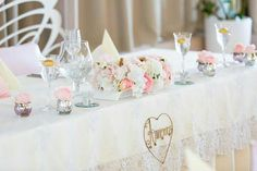 Decoration main wedding table www