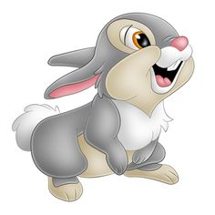 Klopfer - Bambi - My best shares Classic Disney Characters, Walt Disney Characters, Cute Cartoon Characters, Cartoon Faces, Bambi Disney, Disney Art, Disney Pixar, Disney Drawings, Cartoon Drawings
