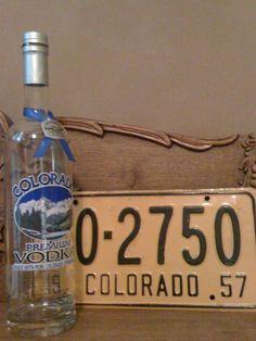 Colorado Premium Vodka Review: 2★ | $22.50 per 750mL | VodkaBuzz.com, Vodka Ratings and Vodka Reviews