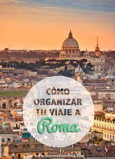Una guía insólita de Roma con información útil, consejos, curiosidades y las mejores direcciones de restaurantes, tiendas y rincones especiales