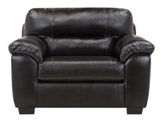 Check out the deal on Austin Chocolate Leather-Look Chair & 1/2 at Rothman Furniture