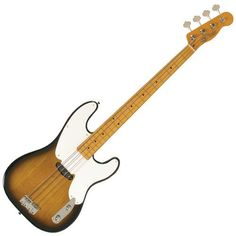 fender bass guitar | ... fender bass guitars fender introduced the precision bass p bass in