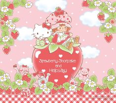#strawberryshortcake • Instagram photos and videos