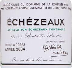 Domaine de la Romanee-Conti Echezeaux Grand Cru: Critic Scores and Price History