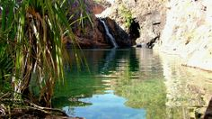 Day 3: With more amazing waterfalls to experience we head to Maguk and cool off with a dip in the plunge pools.