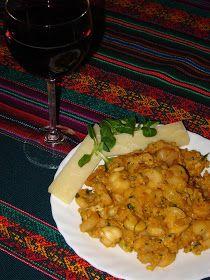 Cucina peruviana in Italia: Maiz mote