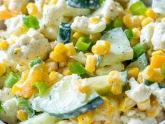 Creamy Cauliflower Salad Horizontal 7