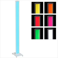 Koncept Tono Contemporary LED Floor Lamp - contemporary - floor lamps - Euro Style Lighting