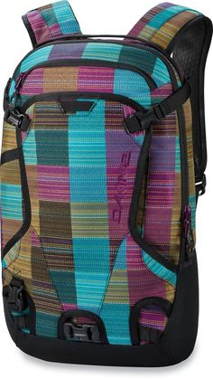 Dakine Women's Heli Pro Backpack 20L Tillyjane Backpack. Made in ...