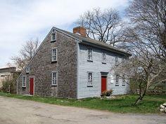 Reverend James Keith Parsonage, West Bridgewater MA - Category:Built in Massachusetts in 1662 - Wikimedia Commons John Phelan - Own work