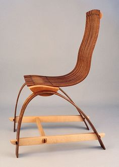 Art Nouveau chair / contemporary - SARATOGA - J. Rusten Furniture ...