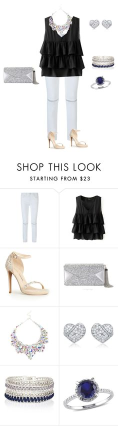 """Black"" by tsurumi-mai on Polyvore featuring ファッション, Rebecca Minkoff, Chinese Laundry, BCBGMAXAZRIA と River Island"