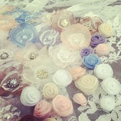 Flores Shabby Chic