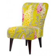 """Yellow Chair from """"Statement Chairs"""""""