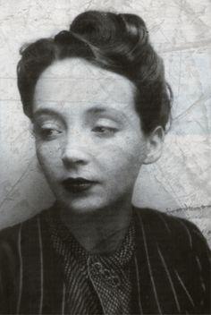 Marguerite Duras - 1914-1996 - Ecrivaine romancière, scénariste et metteuse en scène française.