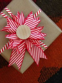 Cute And Incredibly  Christmas Gifts Wrapping Ideas .
