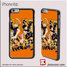 Haikyu Fly For Iphone 6 | 6S Case