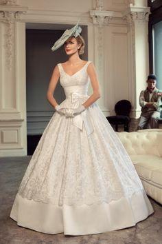 Espectaculares vestidos de novias | Colección... - Somos Novias