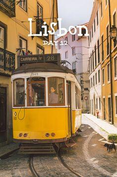 Lisbon, Portugal: Day 12     The Fresh Exchange