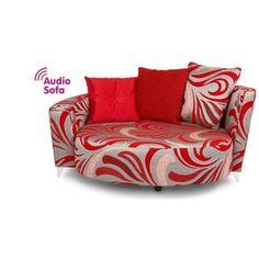 www.chaise fabrie.com | Daze Fabric Chaise Sofa - Polyvore