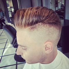 #hairdresser #hair #americancrew #haircut #style #stylemenshair #barbershopconnect #barbershop #barber #men #model #spain #GQ