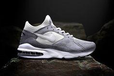 "Size? x Nike Air Max 93 ""Metals"" Pack"