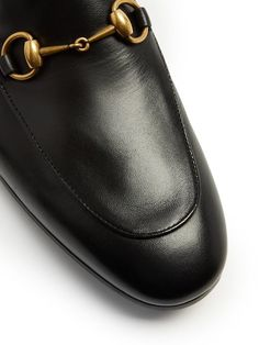 c46169bc404 Gucci Brixton leather loafers Supreme Shoes