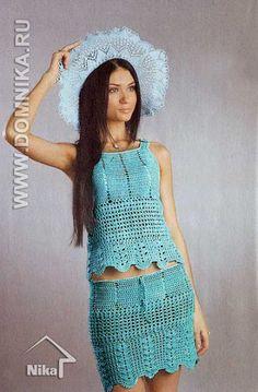145 crochet wearable patterns