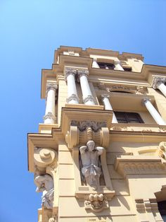 Malaga´s City Hall (Costa del Sol - Andalusia, Spain)