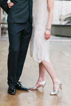 Rachel Simpson and Freed of London Create Stunning Range of Vintage Inspired Bridal Shoes