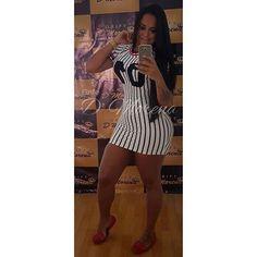 LANÇAMENTO DA SEMANA - Grife D'Morena!! Posso falar?! Está um escândaloooo!! Looks disponíveis na loja!! VEM PRA CÁ!! 👗👙👠👚 Endereço: Travessa Talita, 194, Pita / São Gonçalo (Próximo ao antigo Tulipão) 💥Trabalhamos com atacado💥 ☎️ Entre em contato com o nosso Whatsapp: (21) 9 6715‑2940  #grife #roupas #look #promocao #likes #likeme #followme #follownow #beautiful #happy #novidades #new #love #vestidos #dress #arrase