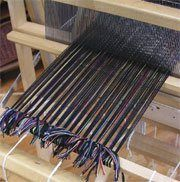 Tips on figuring out warp and weft length needed for a project #weaving