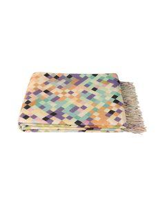 Missoni home Для женщин - Текстиль - Плед Missoni home на YOOX
