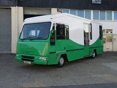 DAF LF45 150 EXHIBITION LIBRARY BUS. Something like this could convert to a unique home on wheels. | eBay